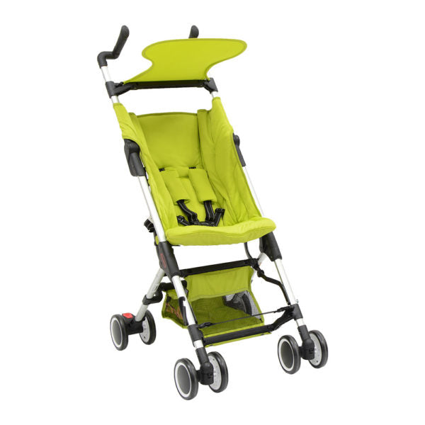 Deluxe Padded Buggy With Compact Fold