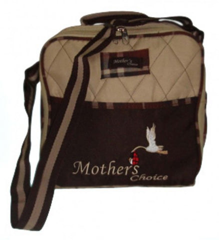 Diaper Day Bag - Brown