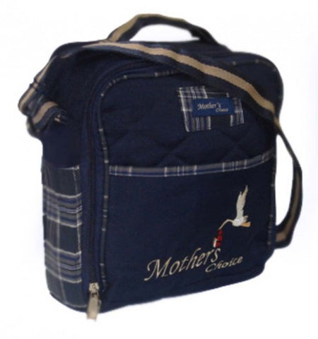 Diaper Day Bag - Navy