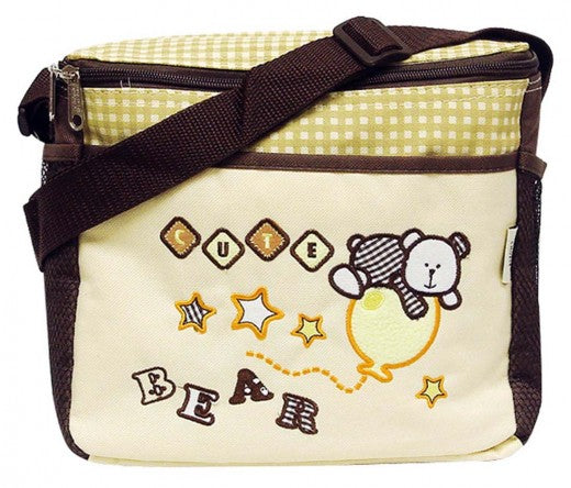 Diaper Bag - Bear