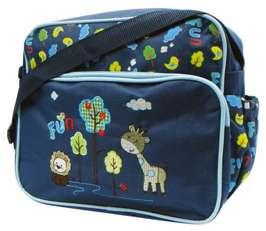 Nappy Day Pack - Navy Fun