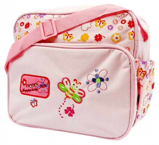 Nappy Day Pack - Pink Butterfly
