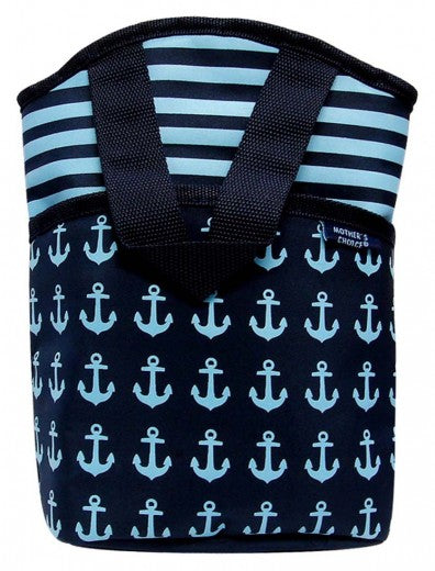 ANCHOR BOTTLE WARMER-BLUE