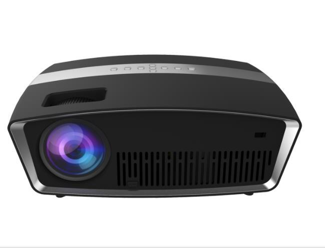 4000 Lumen Portable Mini LED Projector- Android