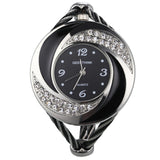 Whirlwind Metal Weave Wrist Watch - 5 colours