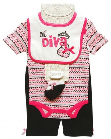 4PC GROWER SETS DIVA