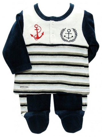 INFANTS 2PC VALOUR GROWER SAILOR