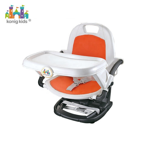 Copy of Multi functional Baby Feeding Chair - Orange