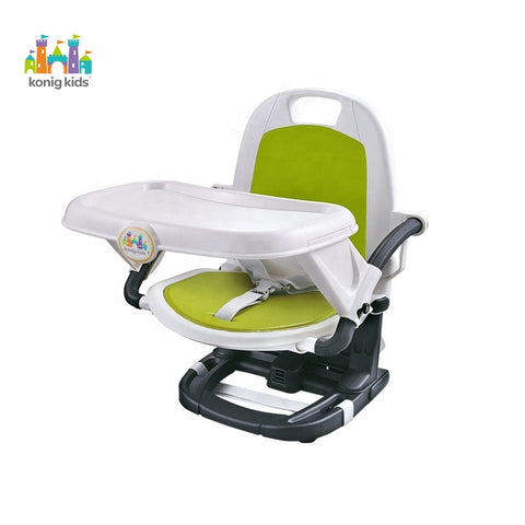 Multi functional Baby Feeding Chair - Green