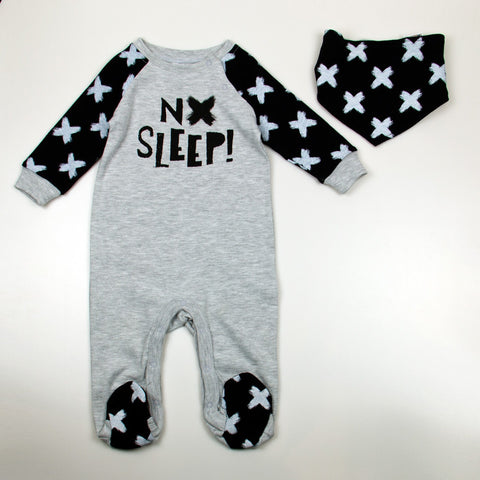BOYS 2PC SET - NX SLEEP