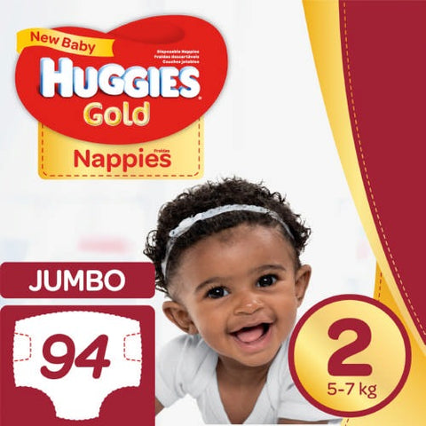Huggies Gold Jumbo Pack Size 2
