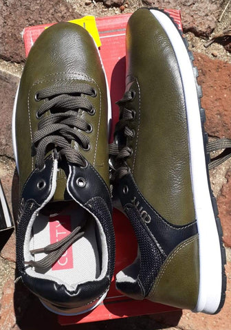 Cutty Men Sneakers - Green