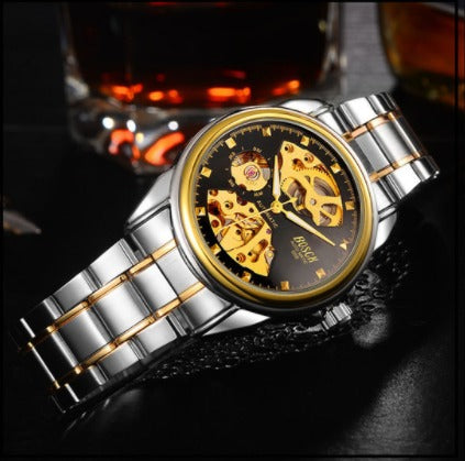Automatic Skeleton Mechanical Watches