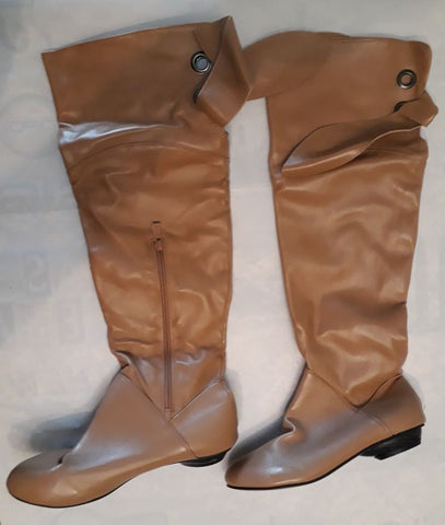 Ladies Boots - Tan