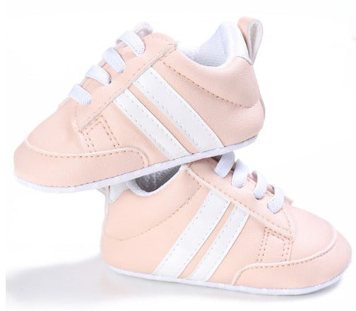 Infants Anti-slip Soft sole Sneakers - Pink