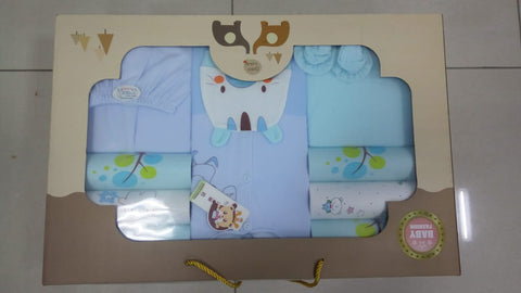 14pc Infant Gift Set - Blue
