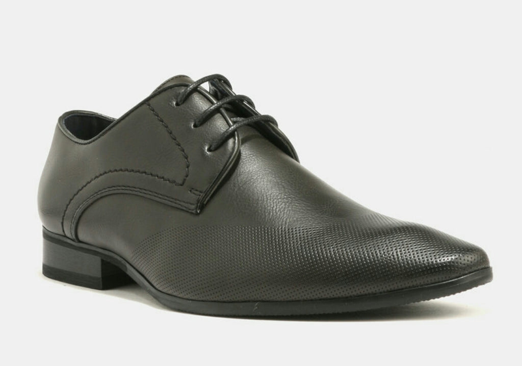 Baldini Formal Derby Lace Up - Black