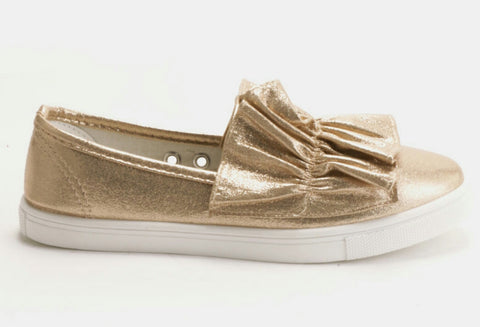 Soviet Tobey Ladies  Slip-on -  Gold