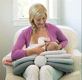 Baby Breastfeeding Nursing Pillow - Grey
