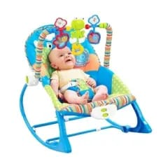 Infant Rocker- Blue