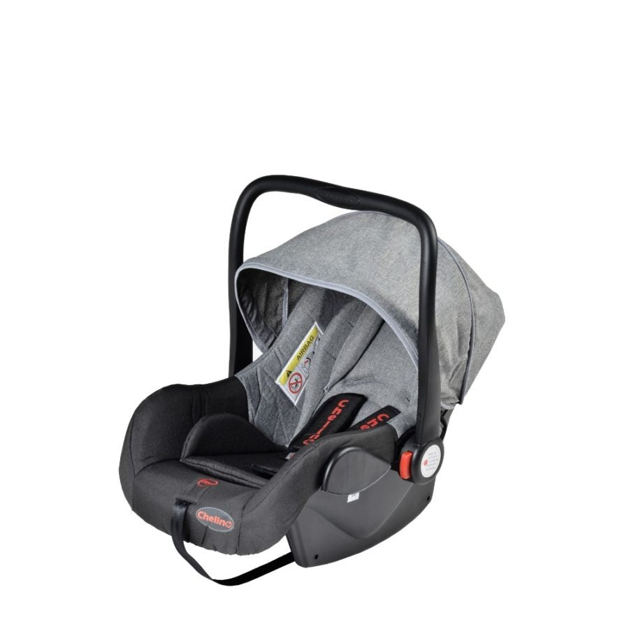 Chelino Boogie Infant Car Seat - Grey