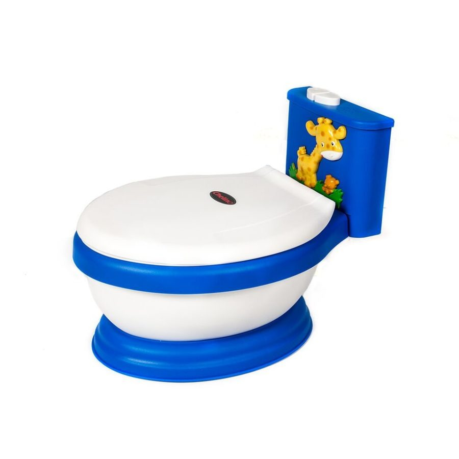 Musical Toilet Potty - Pink