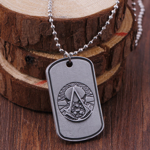 Assassins Creed Hidden Blade Neck Chain