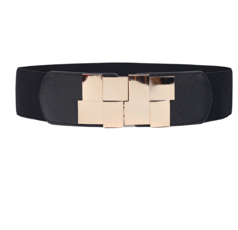Ladies Dress Belt - Black