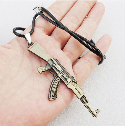 Men's AK47 Neck Chain - 2 Colours