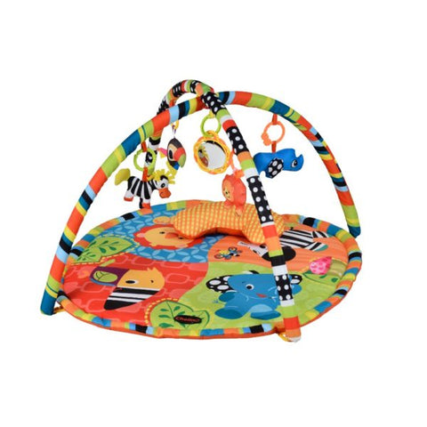 Play Mat With Hanging Toys
