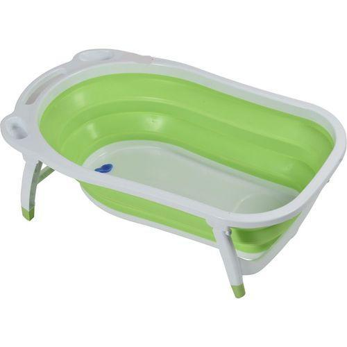 Baby Fold-able Bathtub - Green