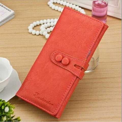 Ladies Casual Wallets - Watermelon