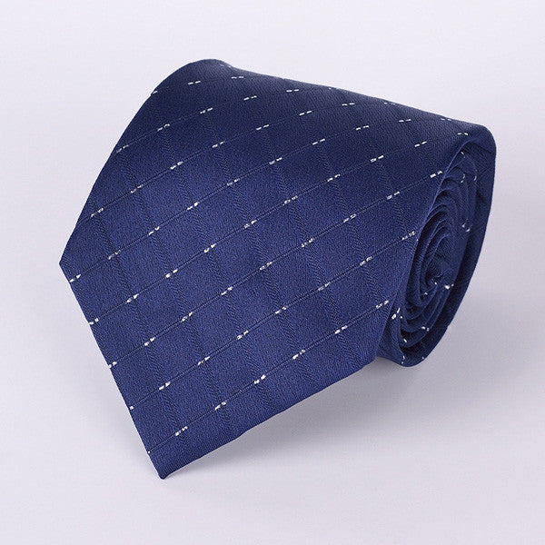 Men's Ties - Navy