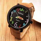 Ladies Colour Pencil Wrist Watch