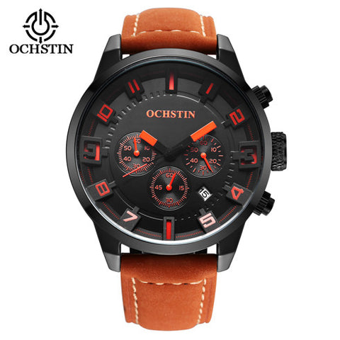 Men's Power Chronograph Watch - Ochstin
