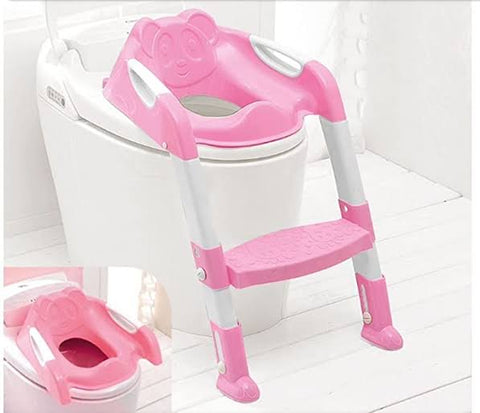 Children's Toilet Ladder Toddler - Pink
