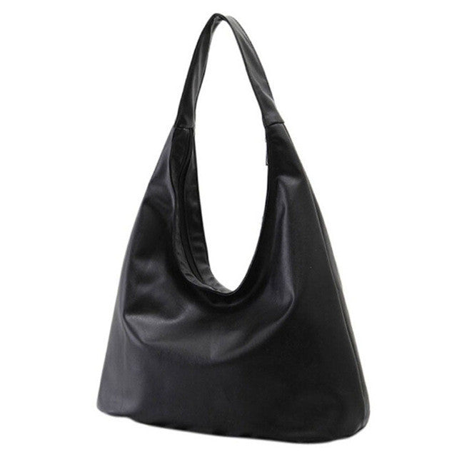 Ladies Hobo Bucket Handbag