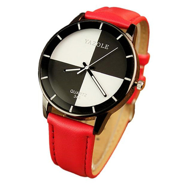 Ladies 2 Colour WristWatch