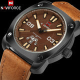 Men's Formal Naviforce Watches - 5 Styles