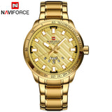 Men's Formal Stainless Steel Watch - Naviforce