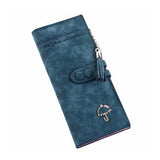 Ladies MultiFunctional Casual Wallets - Navy