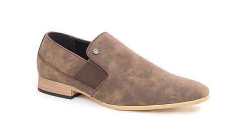 Men's Shoes - Mazerata Formal Slip-On