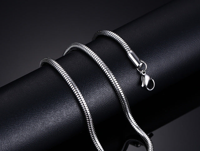 Men's Stainless Steel Link Chain