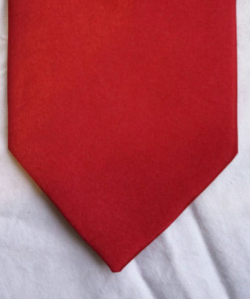 Men's Ties - Red
