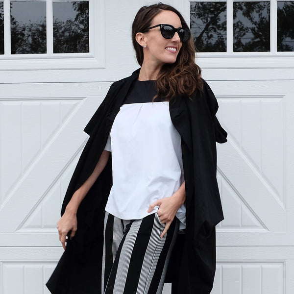 How to Style Black & White