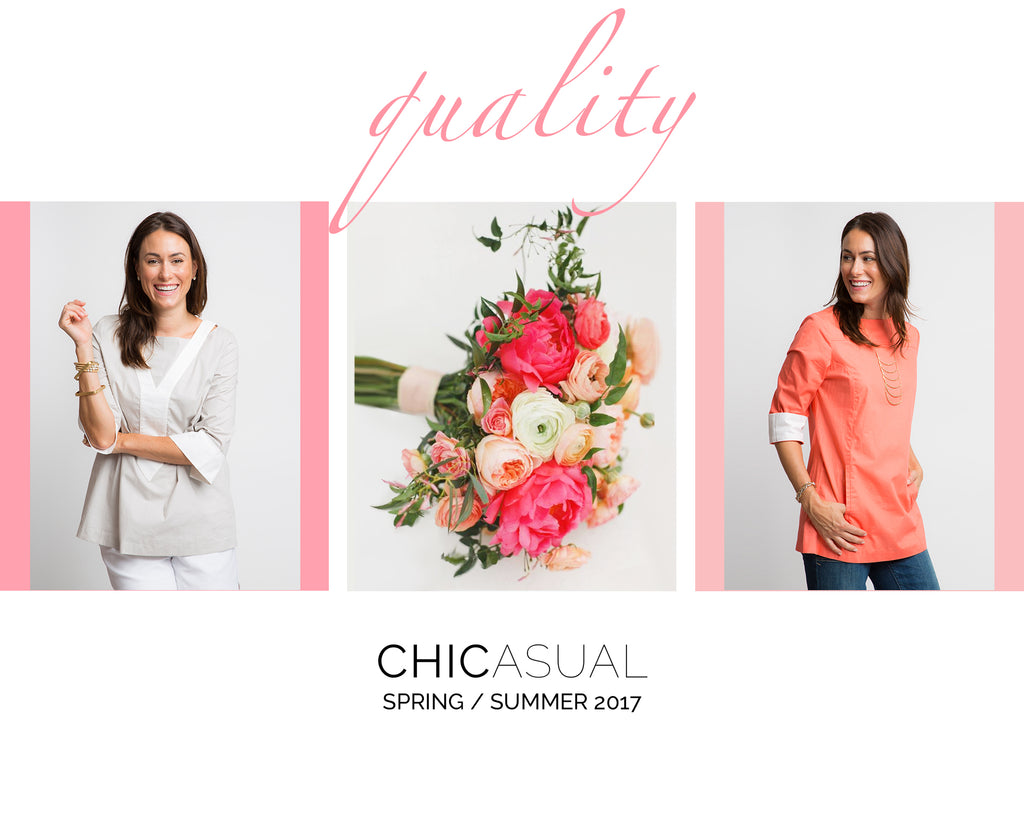 QUALITY | CHICASUAL | LOOKBOOK SS17