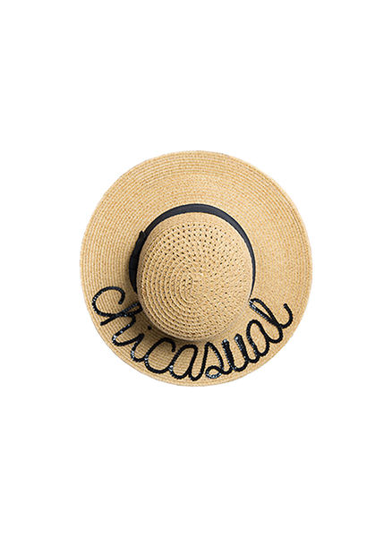 LIMITED EDITION STRAW HAT