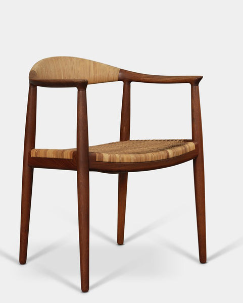The Chair by Hans J. Wegner