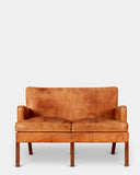 Two-seat sofa by Kaare Klint