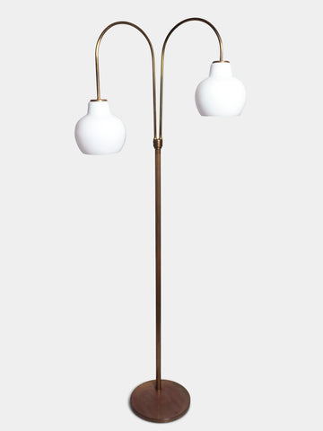 Floor lamp by Vilhelm Lauritzen